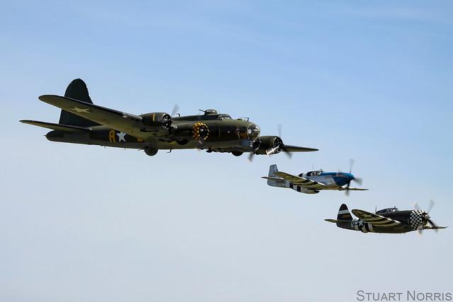 Fighter escort