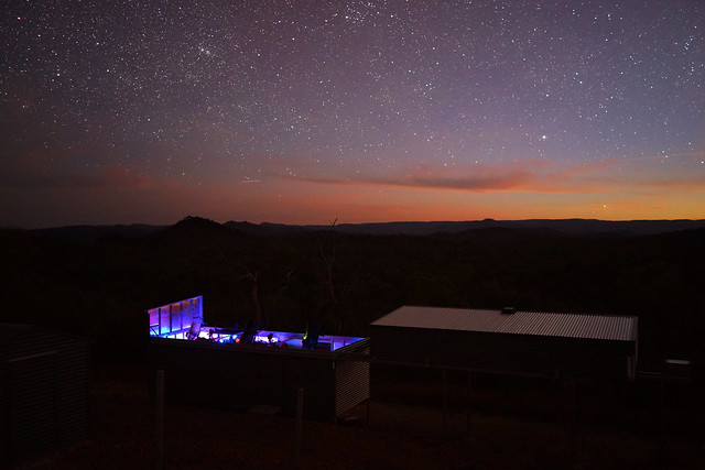Savannah Skies Observatory 1 - July 22, 2017