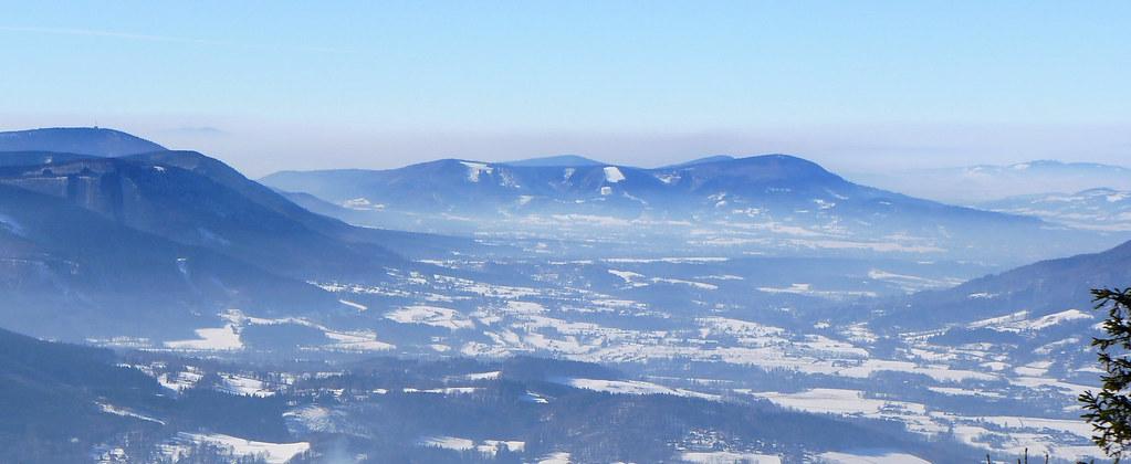 Lysá hora Moravskoslezské Beskydy Česko foto 14
