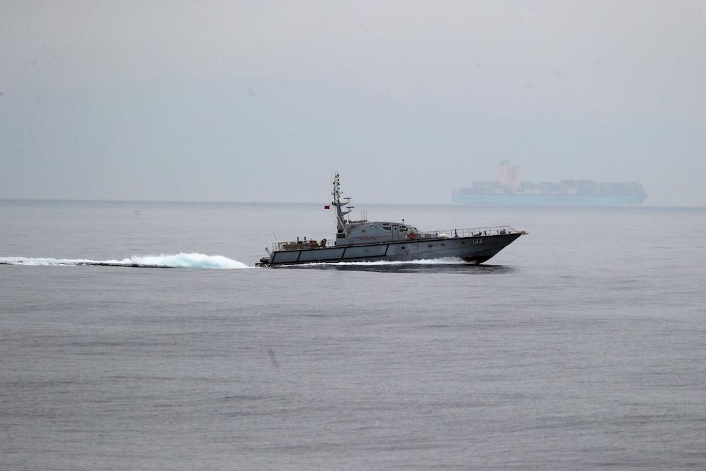 Moroccan Law Enforcement & Cost Guard Fleet / Vedettes de Surveillance et les Gardes des Côtes - Page 6 51199440018_e3f02d00ea_o_d