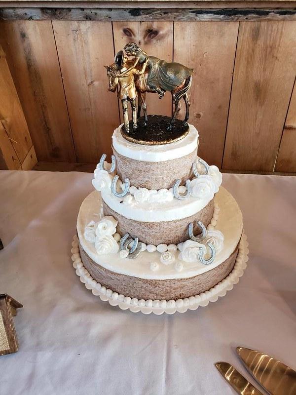 Cake by BB's Sweet N Sassy Cupcakes