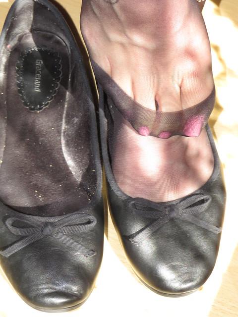 sunlight shoeplay - very well worn