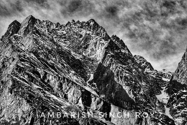 Mountains of Sikkim
