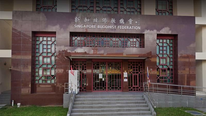 Singapura Lakukan Puja Bakti Vesak 2565 Secara Online