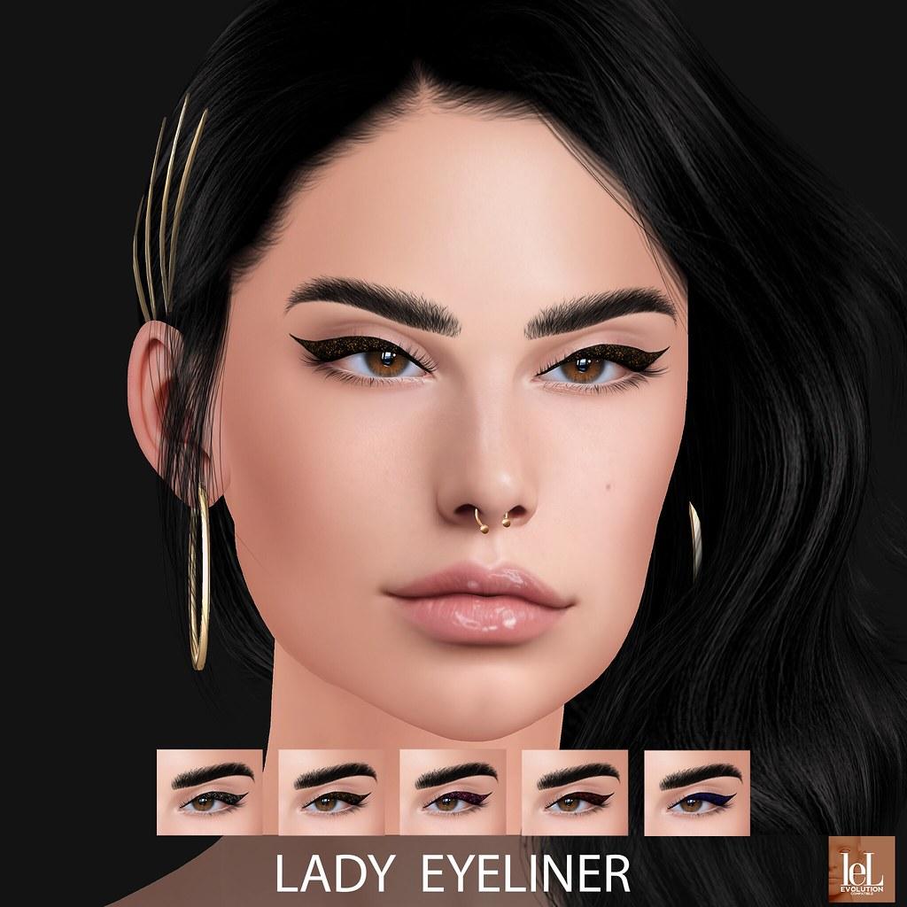 ✿ BEAUTY BOSS NEW LADY Eyeliner