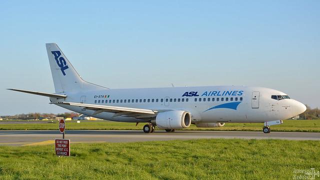 ASL Airlines Ireland 🇮🇪 Boeing 737-300 EI-STA