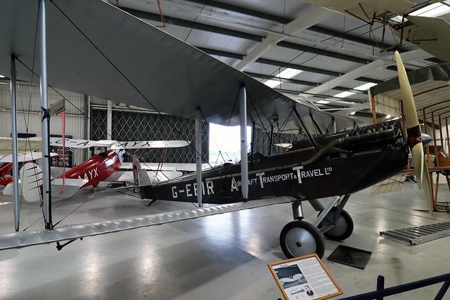G-EBIR  -  de Havilland DH.51 c/n 102  -  EGTH 22/5/21