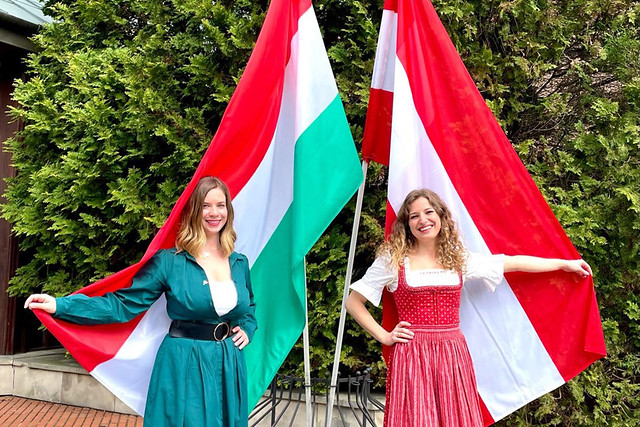 Central European National Day at Natolin
