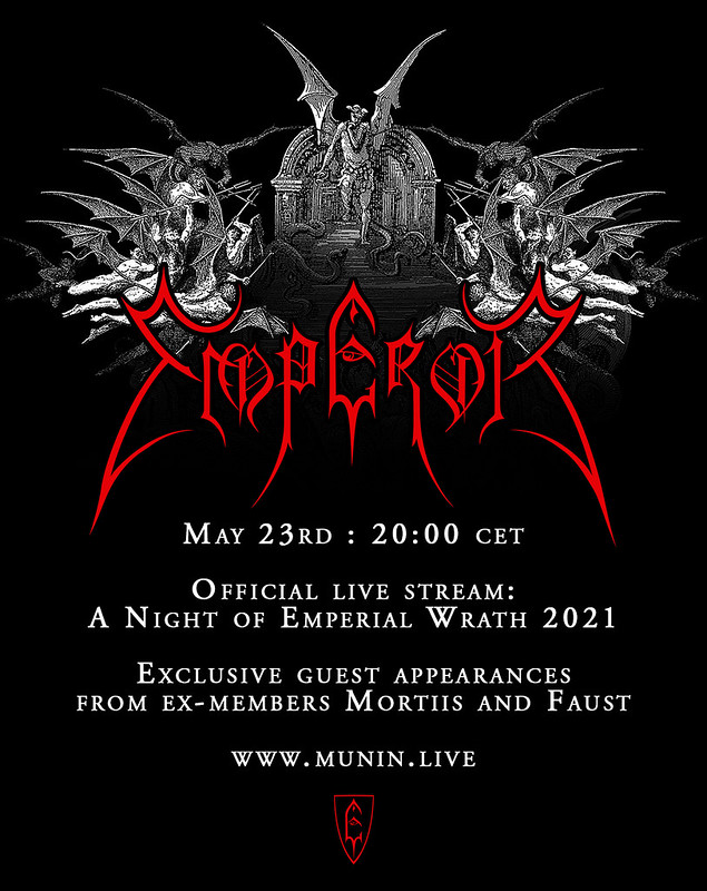 Live Review: Emperor – A Night of Emperial Wrath [Stream]