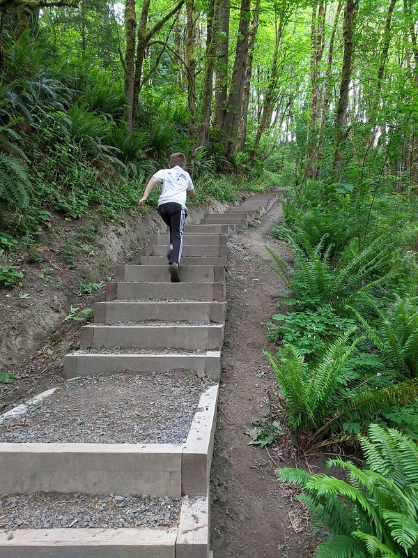 O.O. Denny Hill Stairs