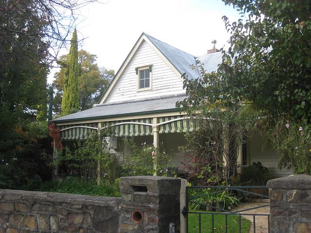 A Late Victorian Villa - Gavan Street, Bright
