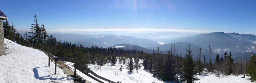Lysá hora Moravskoslezské Beskydy Česko foto 21
