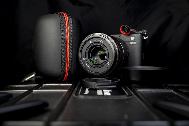 Rokinon/Samyang 45mm F1.8 Auto Focus Compact Full Frame Lens