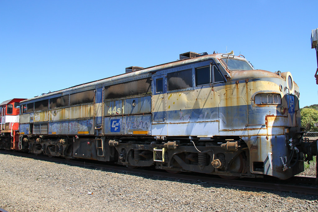 Once a flagship loco by David Arnold