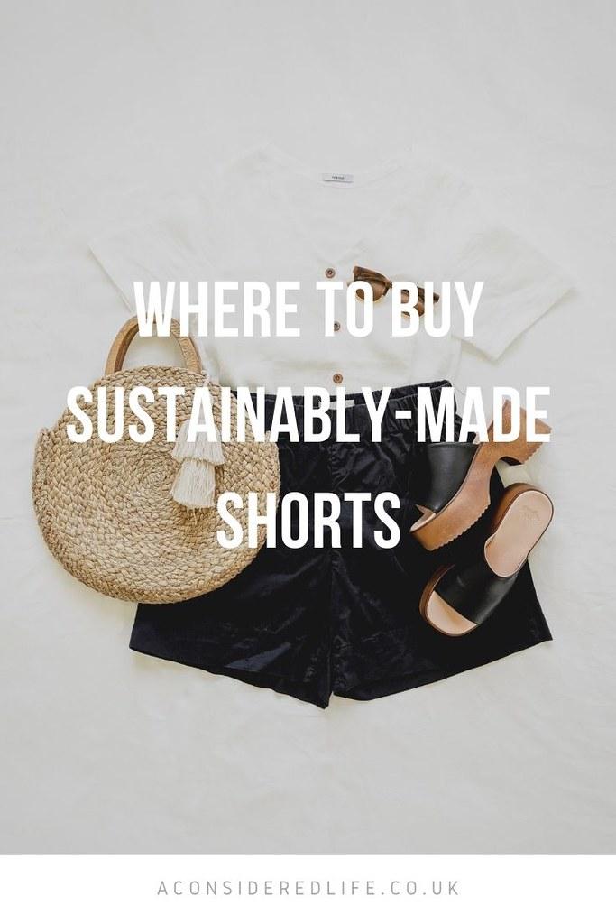 Sustainable Shorts
