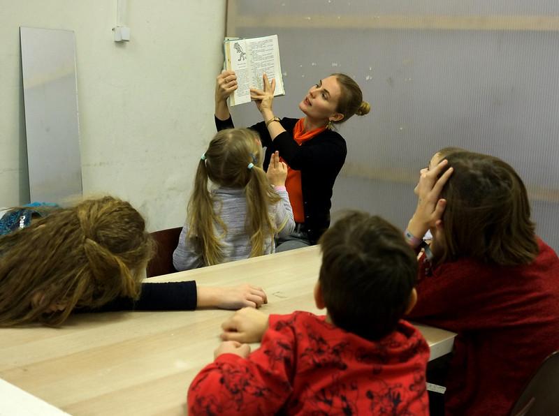 Kids Workshop (29.01.2020)