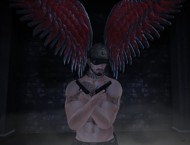 blood wing