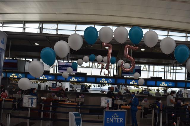 KLM 75th Anniversary
