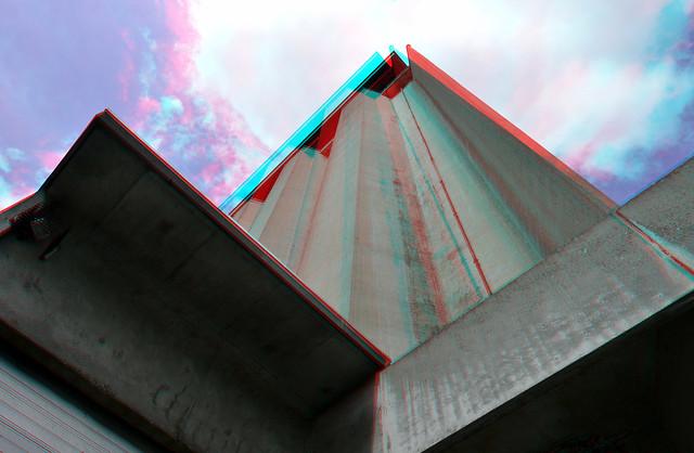 Graansilo Brede-Hilledijk Rotterdam 3D