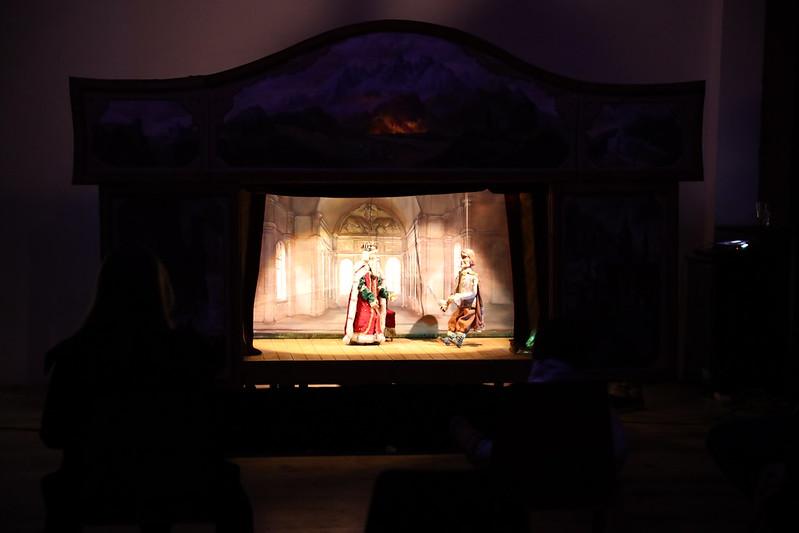 Slovenské marionetové divadlo Gašparko putuje do Turecka (13.12.2020)