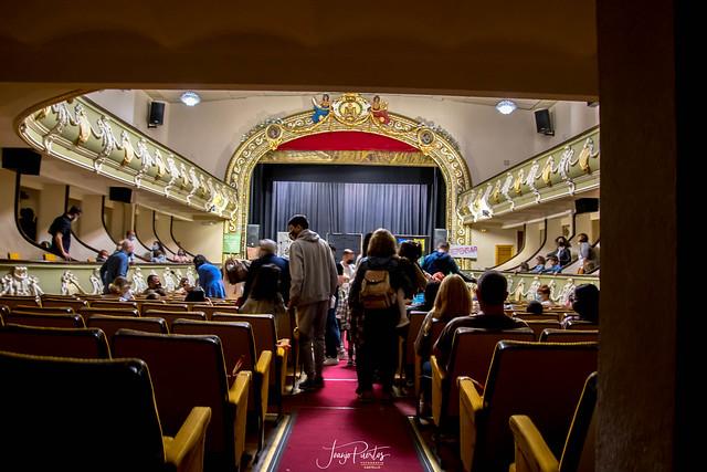 Dani Miquel al Teatre Ideal - DesFem