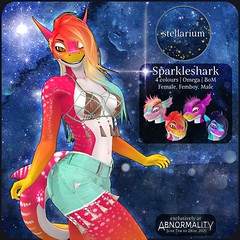 stellarium | sparkleshark promo