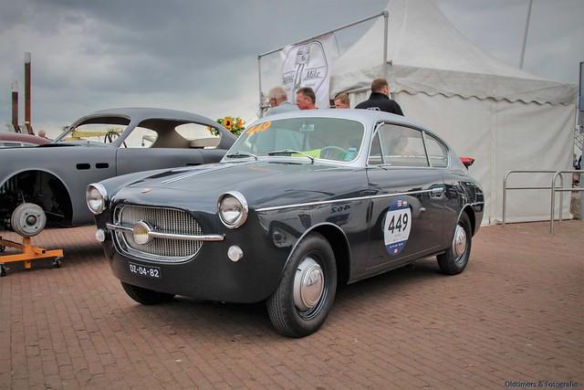 1956 Fiat Siata 1100 Vignale Fastback - DZ-04-82