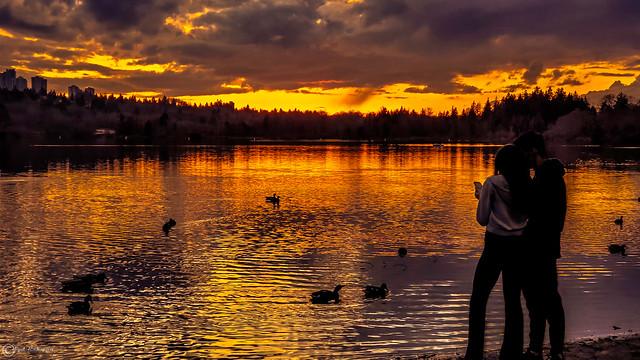 Deer Lake Park, Burnaby, BC, Canada