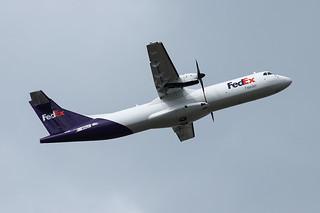 ATR72-600F - FDX - F-WNUF / N701FE - s/n 1680