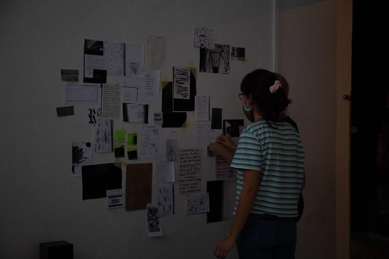 COUNT UNTIL ZERO  exhibition opening (03.09.2020)