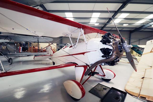 N8115  -  Travel Air D-4000 c/n 887  -  EGTH 22-5-21