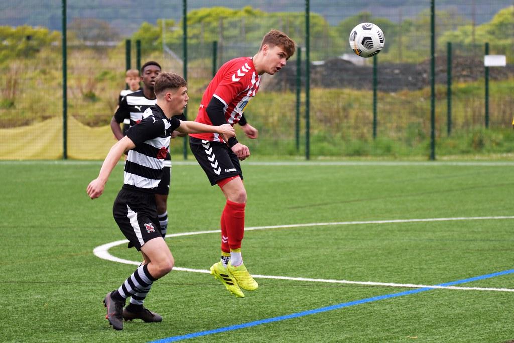 Guisborough Town U18s 2-4 Darlington U18s | DCFA U18's Saturday League | 22/5/21