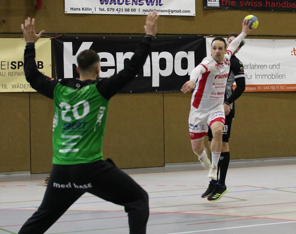 SG Wädenswil-Horgen - HSC Kreuzlingen (1)