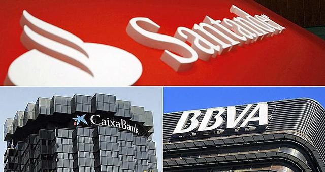 Bancos - Foto de archivo