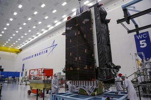 GPS III Space Vehicle 05 (GPS III SV05)