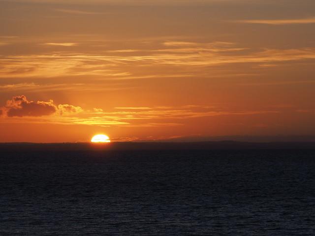 Coucher de soleil sur la Manche (Explored on 2021/05/25)