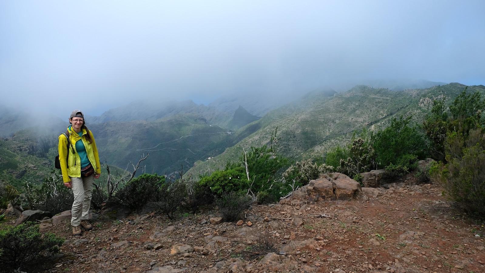 Teno Rural Park, Tenerife, Canary Islands, Spain