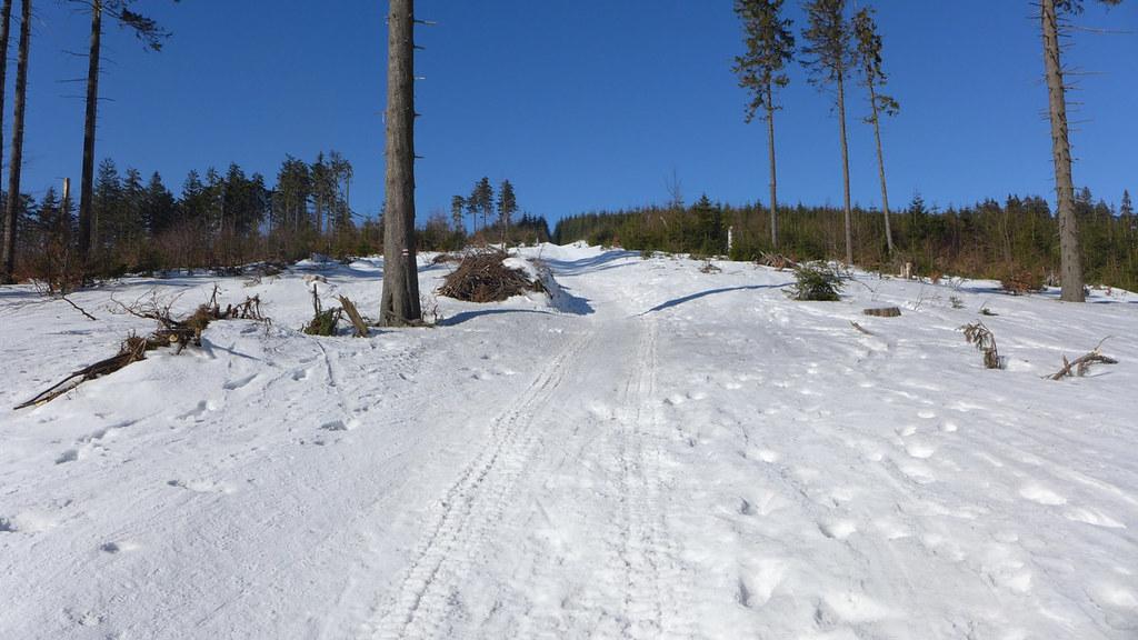 Lysá hora Moravskoslezské Beskydy Česko foto 05