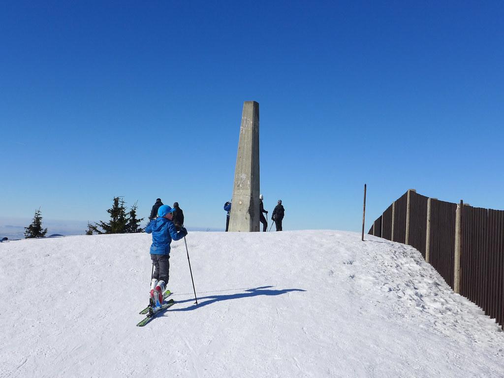 Lysá hora Moravskoslezské Beskydy Česko foto 11