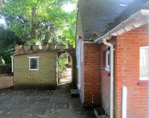 Cottages, Bletchley Park