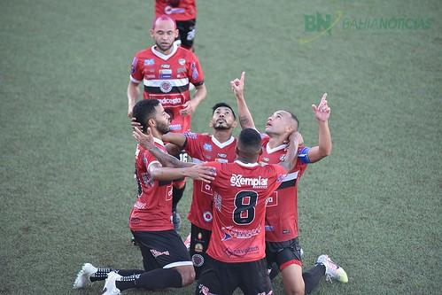 Bahia de Feira 2x3 Atlético de Alagoinhas - Final Campeonato Baiano 2021