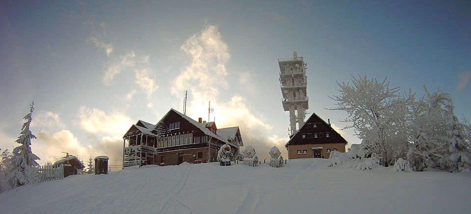 Javorový Moravskoslezské Beskydy Tschechien foto 06