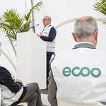 Eerste Steenlegging Ecoo Beringen