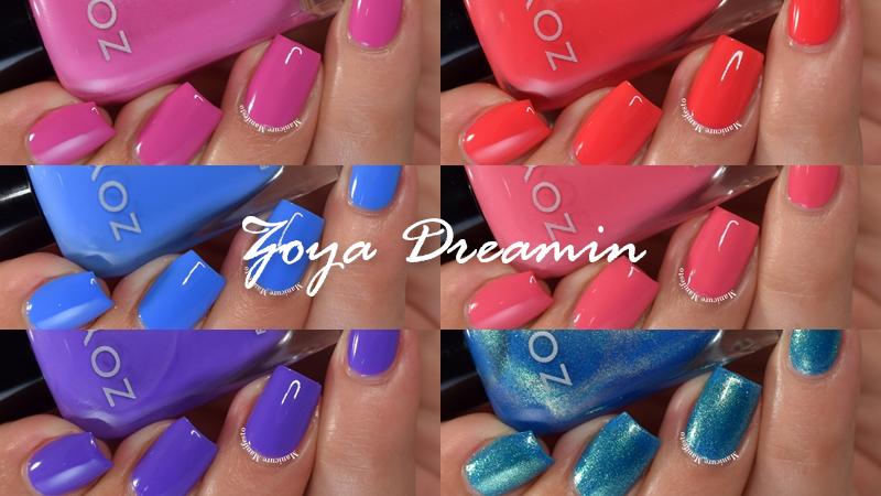 Zoya Dreamin Collection