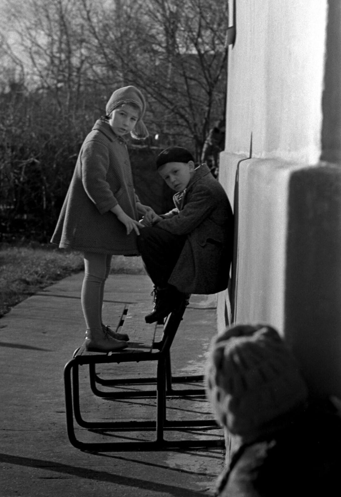 1963. Беседа. Москва