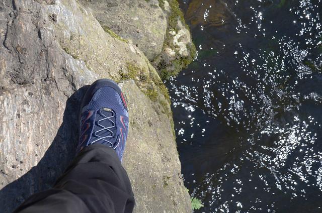 Lightweight boots, Camino de Santiago