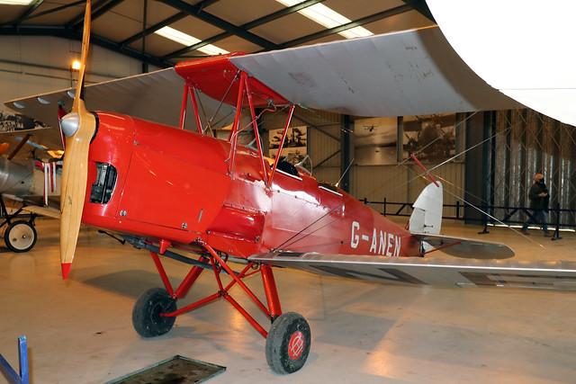G-ANEN  -  de Havilland Tiger Moth DH.82A c/n 85418  -  EGTH 22/5/21