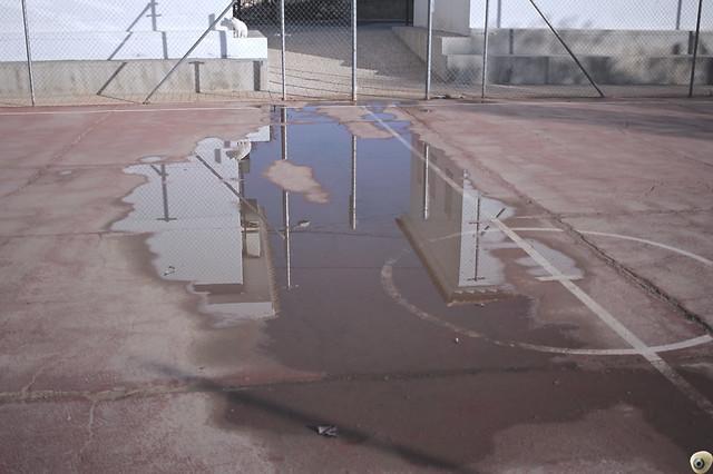 El centro del campo hace aguas.