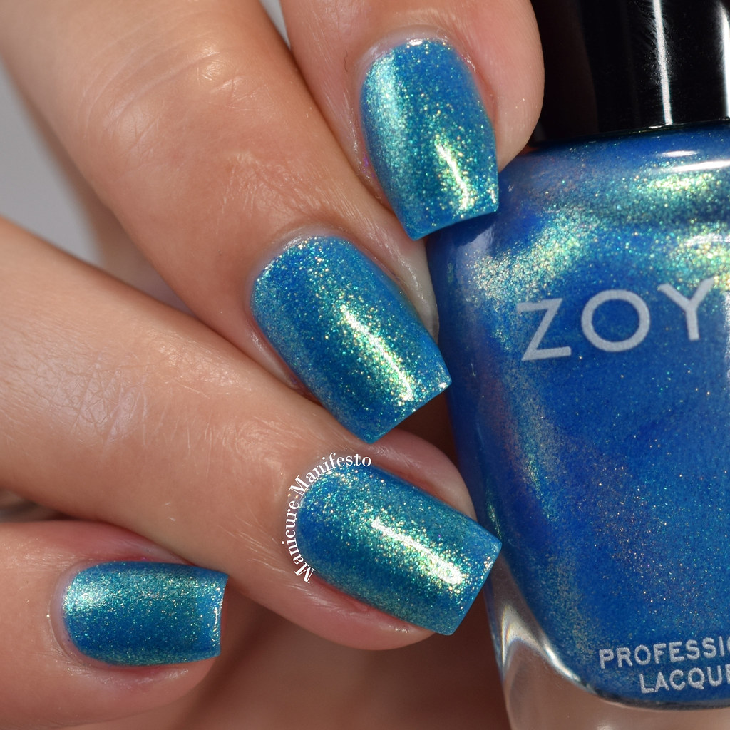 Zoya Summer swatch