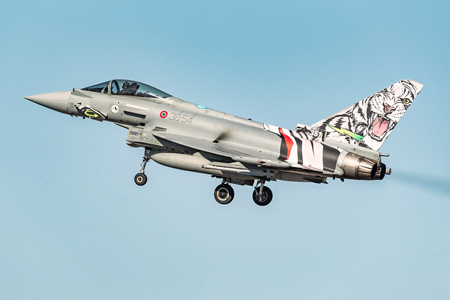 Aeronautica Militare XII Gruppo EF2000 Typhoon